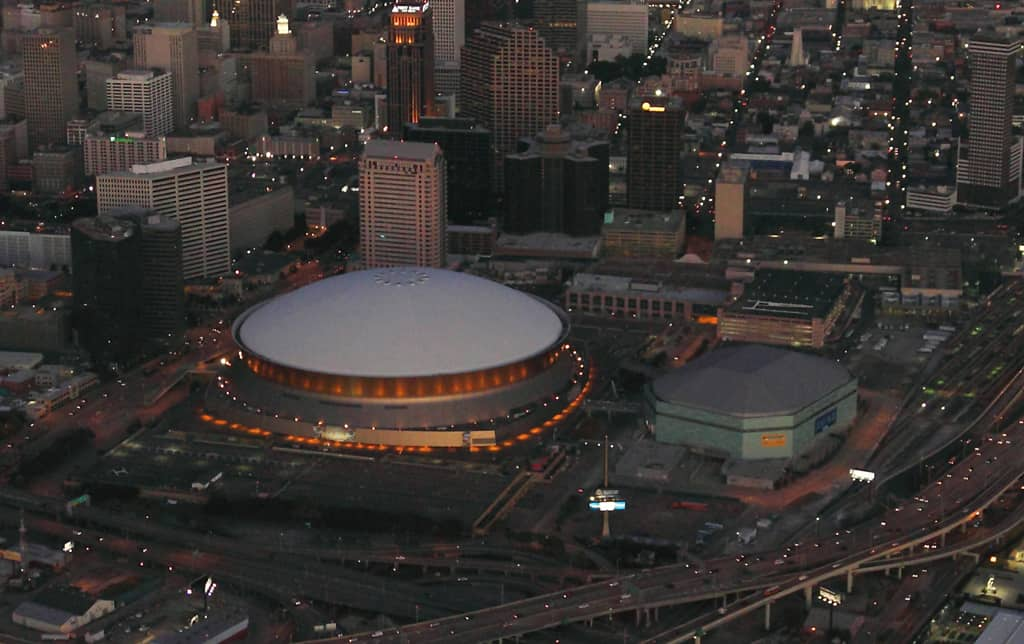 Louisiana Super Dome – ENR Best of 2010